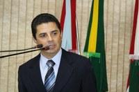 """""""Agradeço o povo de Canoinhas pela oportunidade"""", afirma Beto Passos"""