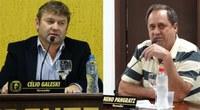 """""""Chega a dar vergonha"""", diz Célio Galeski sobre condições das ruas em Marcílio Dias"""