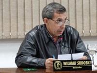 """""""Espero que tenha começo, meio e fim"""", frisa Sudoski sobre recuperação de ruas no Campo D`Água Verde"""