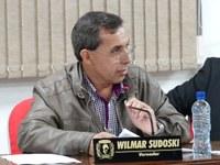 """""""Não é só meu, é pensamento dos demais vereadores"""", diz Sudoski sobre o interesse de se construir uma nova Câmara"""