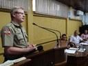 """""""Necessitamos de um choque de ordem"""", diz comandante do 3º BPM sobre a criminalidade"""