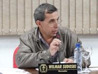"""""""O local escolhido é o ideal?"""", questiona Sudoski sobre construção da ETE no Campo D'Água Verde"""