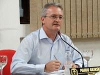 """""""O país vive uma infeliz novela"""", diz Glinski ao defender o impeachment da presidente da república"""