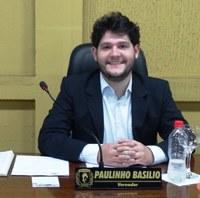 """""""Quais ações serão tomadas para que os serviços prestados pelo Hospital Santa Cruz não paralisem? """", pergunta Paulinho Basílio"""