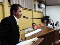 """""""Saio fortalecido dessas eleições"""", diz Beto Passos na tribuna da Câmara"""