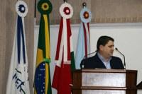 Acadêmicos de Ciências Contábeis participam de sessão da Câmara Municipal