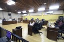 Aconteceu a 44ª Sessão Ordinária na Câmara de Vereadores de Canoinhas
