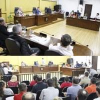 Aprovado em segunda votação projeto do executivo municipal que altera nome da Escola Evaldo Dranka para Escola de Barra Mansa