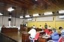 Câmara aprova oito projetos de lei na semana