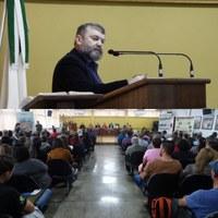 Câmara de Vereadores em Canoinhas sediou Conferência, Segurança Alimentar e Nutricional