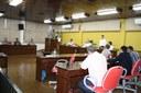 Câmara de Vereadores promulga cinco leis municipais
