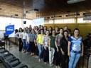 Câmara recebe treinamento do Unidade Móvel SESC Saúde Mulher