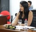 Camila Lima pede informações sobre arrecadação do estacionamento rotativo