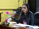 Camila Lima sugere realização de processo seletivo para contratação de estagiários