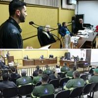 Chefe da CASAN de Canoinhas esclarece dúvidas de vereadores durante Sessão