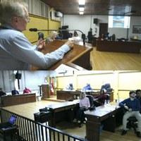 Coordenador Regional do Planorte Leite faz uso da Tribuna Livre na Câmara de Vereadores de Canoinhas
