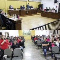 Em segunda votação Projeto de Lei dos Servidores Públicos Municipais de Canoinhas é aprovado