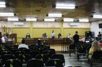 Em sessão extraordinária, vereadores aprovam três Projetos de Lei