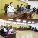 Gil Baiano participa do Nono dia de Comemoração do Aniversário de Canoinhas