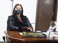 Indicações da vereadora Silmara Gontarek visam melhorar o dia a dia de moradores do interior