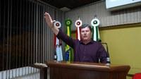 Nilson Kochaski PR assume como vereador