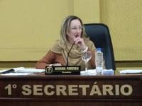 Norma Pereira solicita e Secretaria de Planejamento garante asfalto em trechos