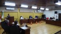 Organizador do Movimento de Protesto da SC 477, usou da Tribuna Livre na Câmara de Vereadores de Canoinhas