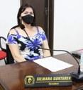 Patrolamento, colocação de material em estradas do interior foram as reivindicações da vereadora Silmara Gontarek