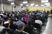 PL de Cessão de Uso para Uniguaçu é destaque em plenário