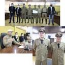 Presidente da Câmara de Vereadores participa da passagem de Comando da Polícia Militar Rodoviária de Canoinhas