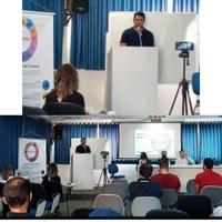 Gil Baiano Presidente da Câmara de Vereadores participa do lançamento do Selo do Turismo
