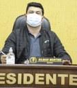 Presidente da Câmara questiona falta d'água na localidade de Paciência dos Neves