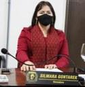 Silmara Gontarek pede melhorias ao secretário de Obras para o Campo da Água Verde e Internet para o Distrito de Pinheiros