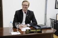 Vereador Coronel Mário solicita informações sobre Cosip