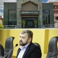 Vereador e Presidente da Câmara Célio Galeski, encaminha Moção de Parabenização para Igreja Assembleia de Deus de Canoinhas