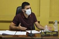 Vereador Willian Godoy solicita informações sobre cirurgias bariátricas para pacientes de Canoinhas