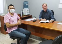 Vereador Willian Godoy solicita melhorias em vias públicas