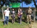 Vereador Willian Godoy visita CEI Mário Edson de Aguiar e participa de reunião
