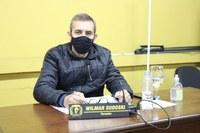 Vereador Wilmar Sudoski faz três pedidos ao Prefeito e Secretário durante Sessão de segunda-feira
