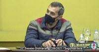 Vereador Wilmar Sudoski solicita estudo de Projeto para execução de asfalto em rua do Bairro Alto da Tijuca