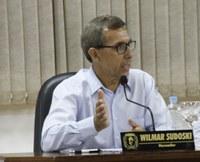 Vereador Wilmar Sudoski solicita melhorias nas ruas do Bairro Campo da Água Verde