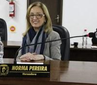 Vereadora Norma Pereira alerta para possível golpe através do aplicativo WhatsApp envolvendo o INSS