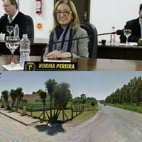 Vereadora Norma Pereira solicita Posto da Polícia Rodoviária Estadual e Base da Polícia Militar para a Cohab II em Canoinhas