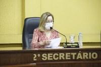 Vereadora Norma Pereira solicita recursos para o Corpo de Bombeiros