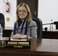 Vereadora Norma Pereira sugere o Balcão Cidadão na Câmara de Vereadores de Canoinhas