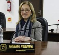 Vereadora Norma Pereira volta a questionar Prefeito e Secretária de Saúde sobre o SAMU Municipal