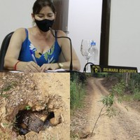 Vereadora Silmara Gontarek visita localidades no interior do município e recebe pedidos de melhorias e solicita instalação de Parquinho
