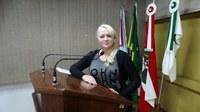 Vereadora Telma Bley solicita informações sobre o Transporte Coletivo no município de Canoinhas