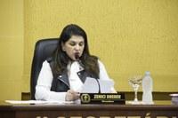 Vereadora Zenici Dreher apresenta requerimentos