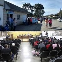 Vereadores aprovam projeto de lei, Auxílio Moradia às famílias despejadas da antiga vila da Esquadrias São José